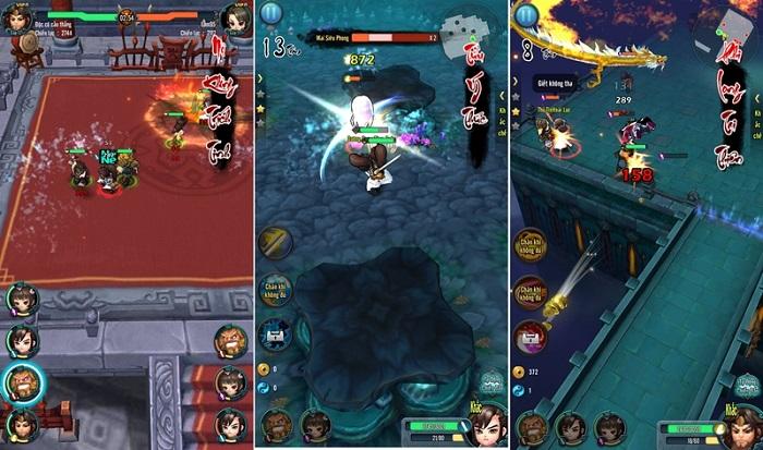 Game màn hình dọc Luận Kiếm Mobile lập kỷ lục ngay ngày đầu ra mắt 7