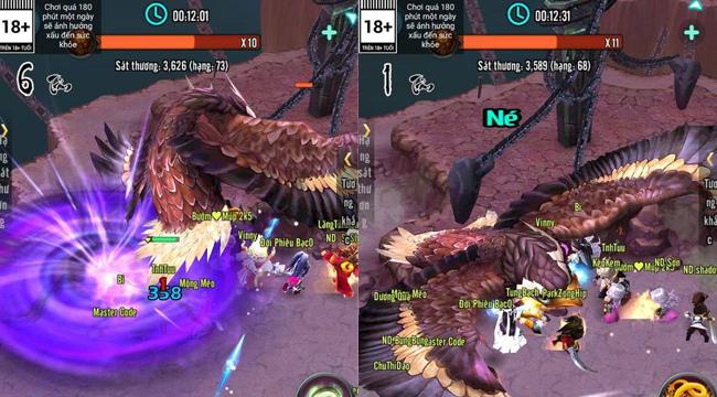Game thủ vẫn say mê khám phá Luận Kiếm Mobile sau 3 ngày trải nghiệm