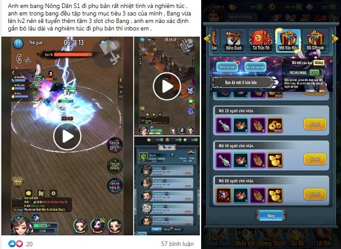 Luận Kiếm Mobile không phải sân chơi dành cho những ai thích nhảy server 1