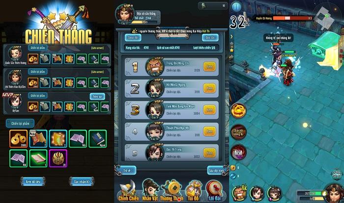 Luận Kiếm Mobile không phải sân chơi dành cho những ai thích nhảy server 3