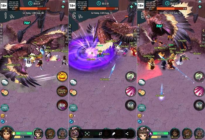 Luận Kiếm Mobile không phải sân chơi dành cho những ai thích nhảy server 5