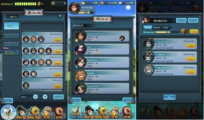 Luận Kiếm Mobile không phải sân chơi dành cho những ai thích nhảy server 2