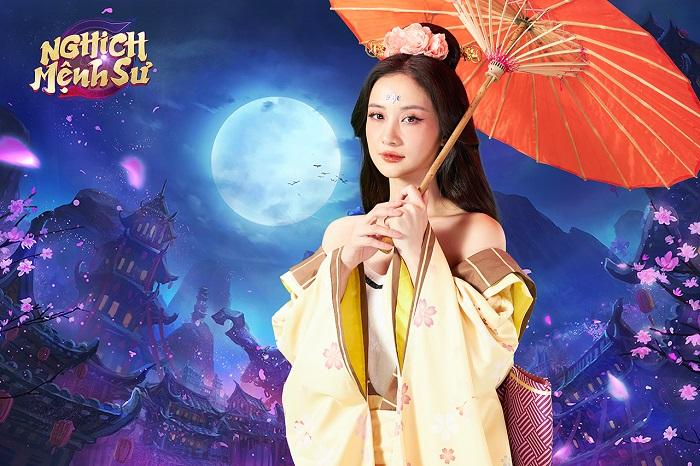 Nghịch Mệnh Sư chơi lớn mời hẳn 'nữ thần' Jun Vũ thành Người Đẹp Đồng Hành 6