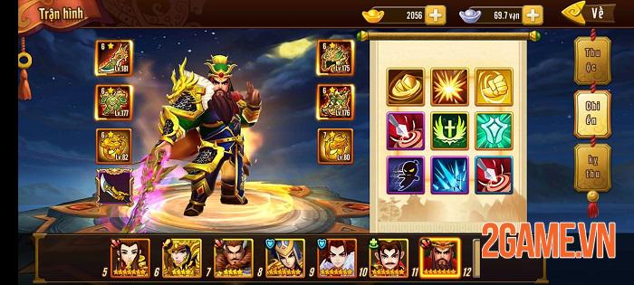 Tam Anh Thủ Thành - Game Tower Defense 3Q độc lạ giữa rừng game Việt 2