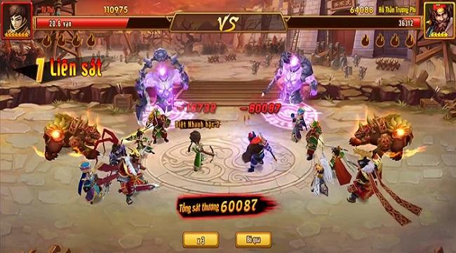 Tam Anh Thủ Thành – Game Tower Defense 3Q độc lạ giữa rừng game Việt