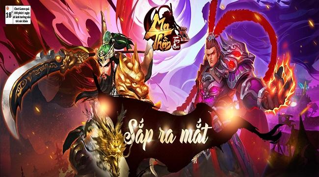 Ma Thần Tam Quốc – Game thẻ tướng đột phá lối chơi cập bến Việt Nam