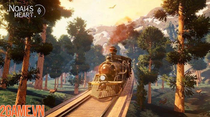 Siêu phẩm Noah's Heart tung trailer để ra mắt bản quốc tế vào năm 2021 7