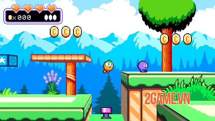 Game retro platformer Rog and Roll sắp ra mắt trên nền tảng mobile 0