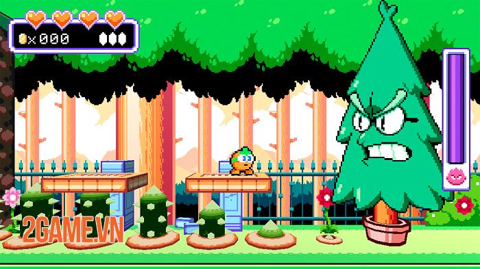 Game retro platformer Rog and Roll sắp ra mắt trên nền tảng mobile 1