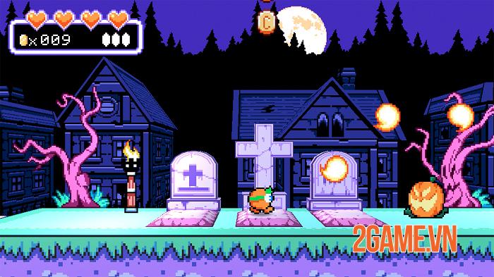 Game retro platformer Rog and Roll sắp ra mắt trên nền tảng mobile 2