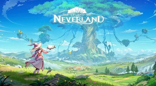 Đi tìm miền đất hứa trong tựa game nhập vai The Legend of Neverland