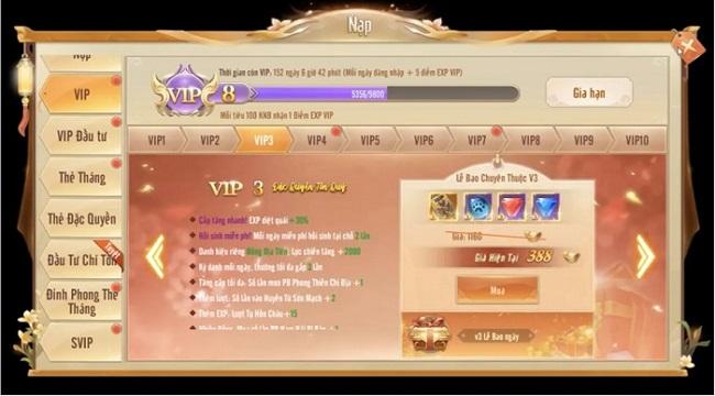 Nghịch Thiên Kiếm Thế tặng game thủ 500 giftcode