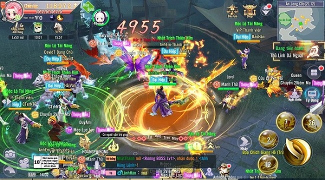Tặng 1000 giftcode game Thiên Ngoại Giang Hồ