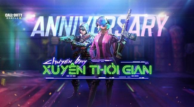 Call of Duty: Mobile VN tung siêu cập nhật đậm chất Cyberpunk