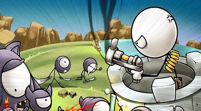 Cartoon Duel – Phiên bản khởi động lại của loạt game thủ tháp Cartoon Defense