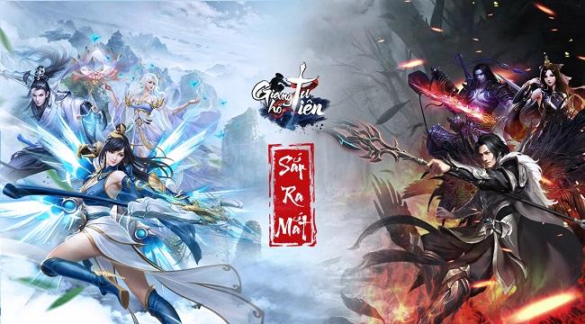 Giang Hồ Tu Tiên – MMORPG 3D tu tiên luyện võ cập bến Việt Nam