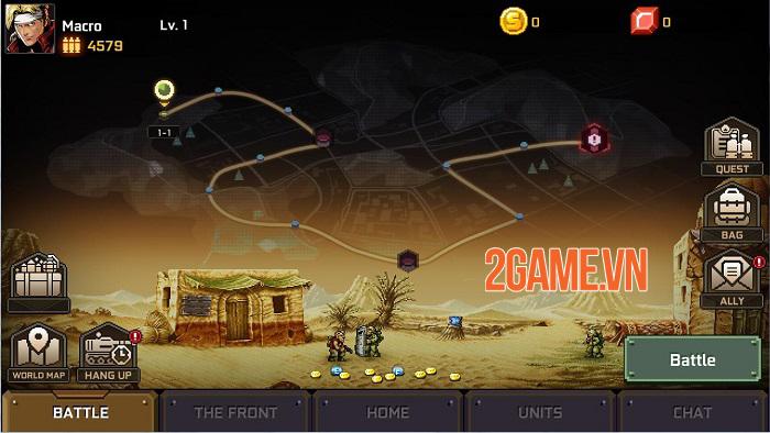 Người chơi toàn cầu đã có thể tải và trải nghiệm Metal Slug Commander 0