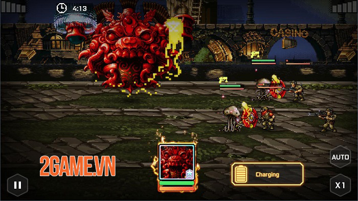 Người chơi toàn cầu đã có thể tải và trải nghiệm Metal Slug Commander 2