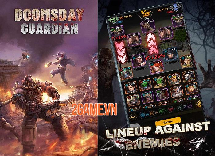Doomsday Guardian - Game mobile AFK hoàn toàn mới với chủ đề Walking-Dead 0