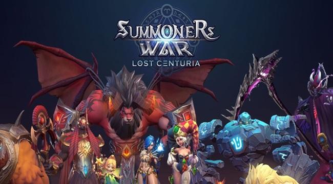 Game thẻ tướng Summoners War: Lost Centuria chuẩn bị thử nghiệm