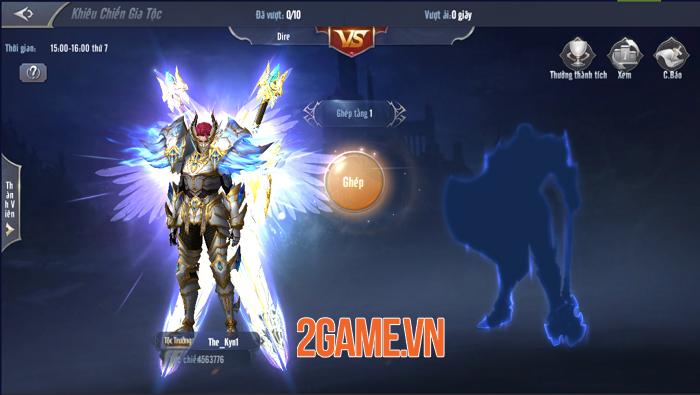 Những tính năng mới đặc sắc trong phiên bản mới của MU Awaken VNG 8