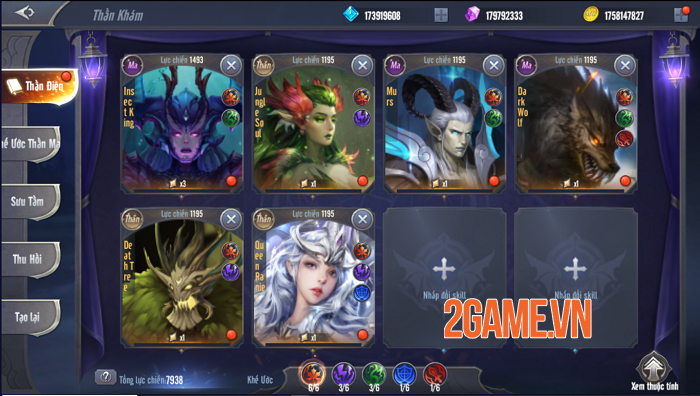 Những tính năng mới đặc sắc trong phiên bản mới của MU Awaken VNG 0