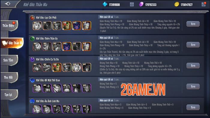 Những tính năng mới đặc sắc trong phiên bản mới của MU Awaken VNG 1