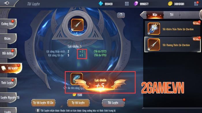 Những tính năng mới đặc sắc trong phiên bản mới của MU Awaken VNG 3