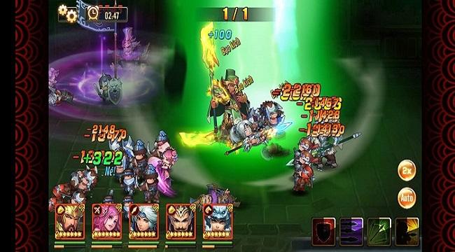 Game thủ Tam Quốc Origin mừng ra mặt với sự kiện Quần Hùng Hội Tụ – Chiêu Mộ Hiền Tài