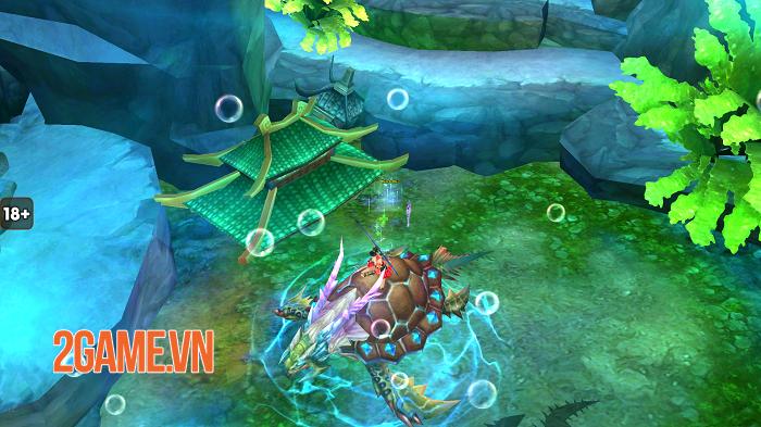 Giang Hồ Tu Tiên sở hữu gameplay hội tụ tinh hoa trong tinh hoa 4