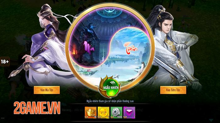 Giang Hồ Tu Tiên sở hữu gameplay hội tụ tinh hoa trong tinh hoa 7