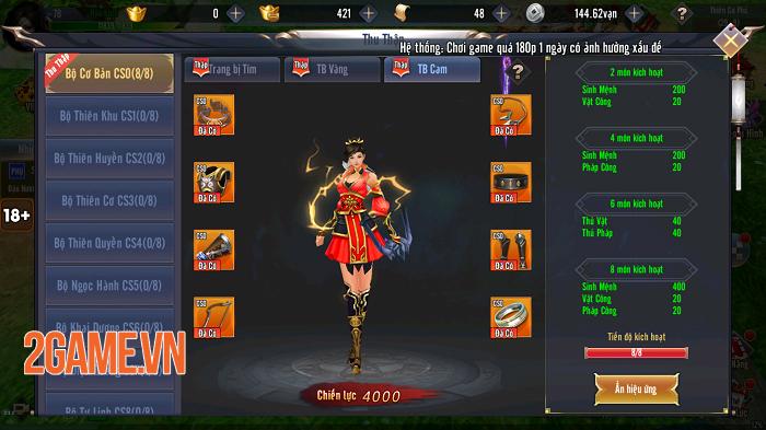 Giang Hồ Tu Tiên sở hữu gameplay hội tụ tinh hoa trong tinh hoa 3