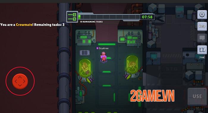 Betrayal.io - Tựa game được thiết kế theo phong cách trốn tìm của Among Us 3