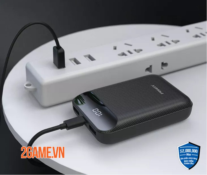 PISEN Power Box C10000 giúp game thủ tự tin chiến game mọi lúc mọi nơi 3
