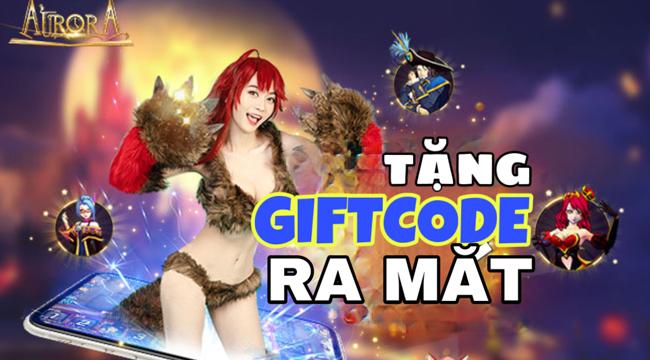 AURORA VTC tặng giftcode VIP mừng ra mắt chính thức