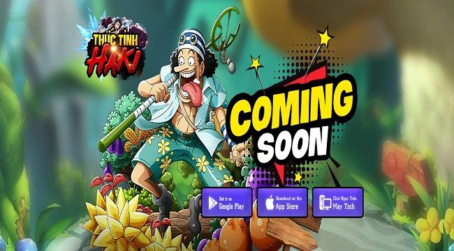 Thức Tỉnh Haki – Game mobile loạn chiến 9vs9 sắp ra mắt game thủ Việt