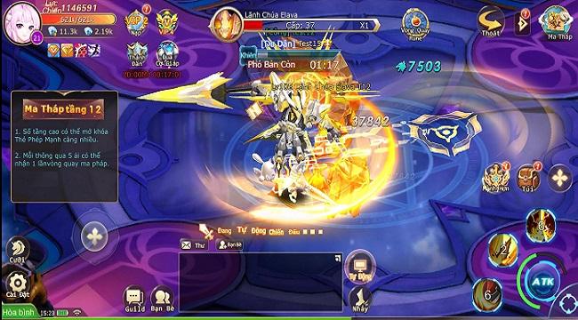 Khế Ước Ma Thuật – Game MMORPG cho phép biến thân Cơ giáp cực ngầu