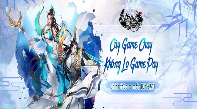 Tặng 250 giftcode game Tiên Hiệp Tiền Truyện mừng ra mắt