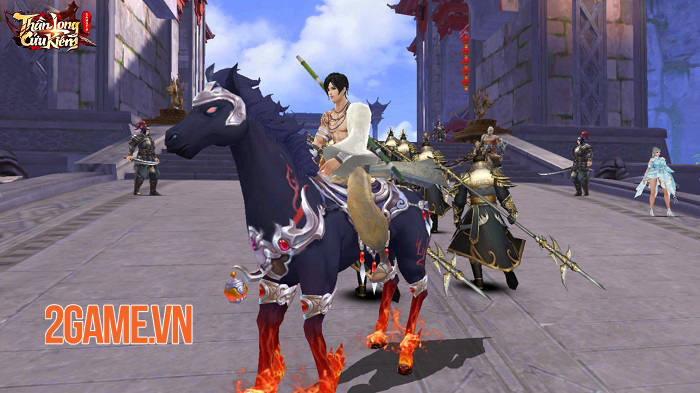 Thần Long Cửu Kiếm Gamota - Game kiếm hiệp PK tự do sắp ra mắt 4