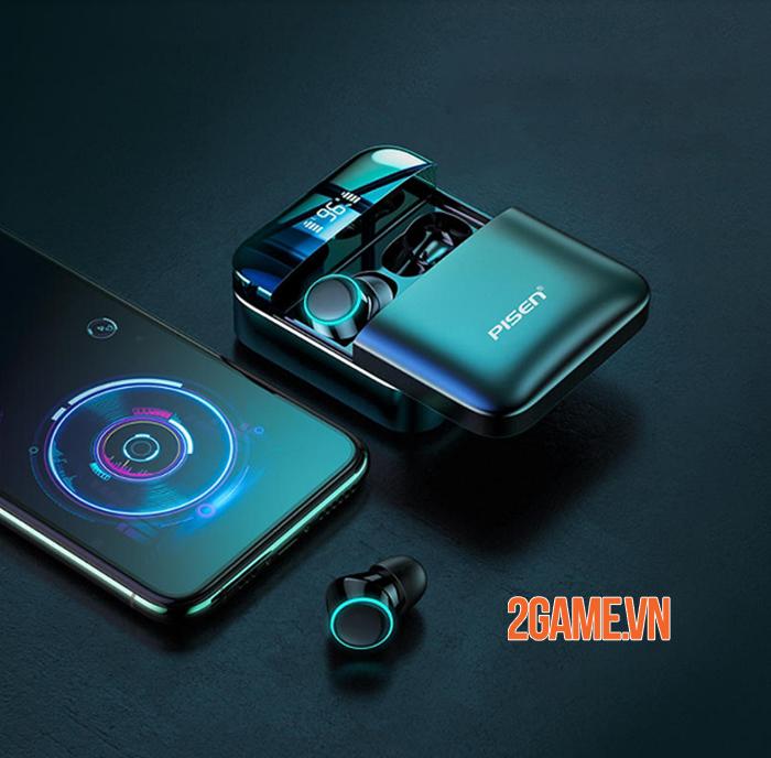 Những ưu điểm khiến tai nghe PISEN True Wireless A-Buds2000 được giới trẻ chú ý 1