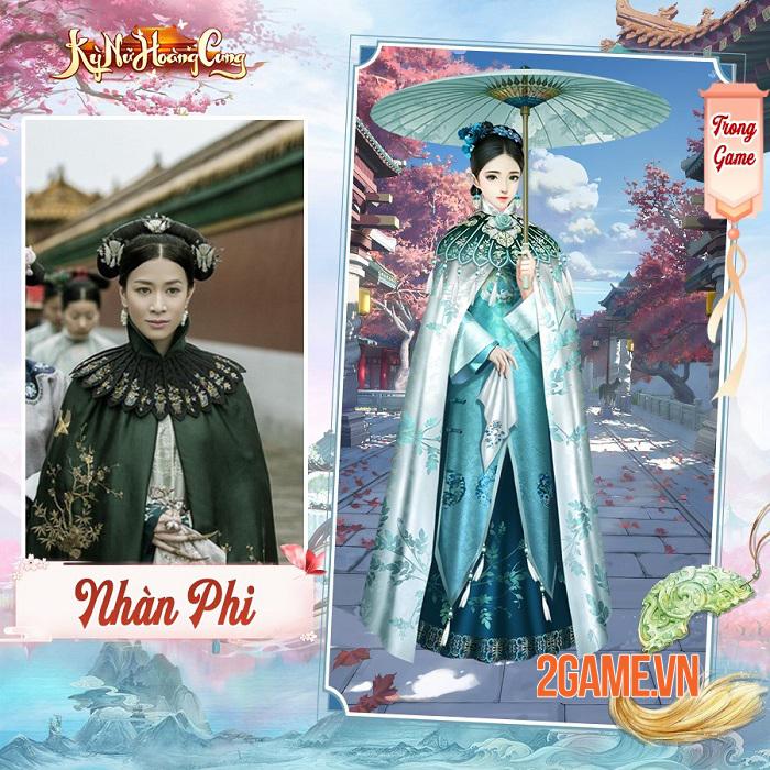 Kỳ Nữ Hoàng Cung Funtap
