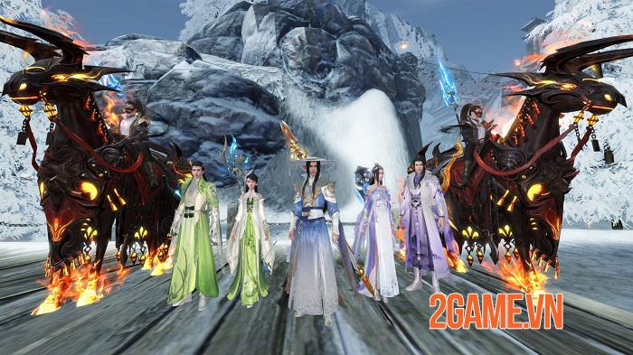 Tuyết Ưng VNG - Game 4K đầu tiên ở Việt Nam sẽ sớm ra mắt thời gian tới 2