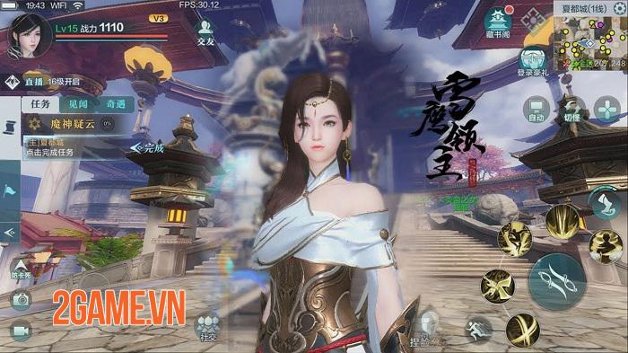 Tuyết Ưng VNG - Game 4K đầu tiên ở Việt Nam sẽ sớm ra mắt thời gian tới 0