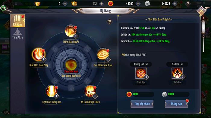 Cảm nhận Giang Hồ Tu Tiên: Lối chơi cày cuốc PK thế lực Chính Tà đầy cuốn hút 1
