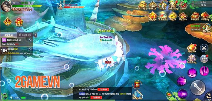 Cộng đồng game thủ Giang Hồ Tu Tiên thích mê nhiều chi tiết tinh tế trong game 0