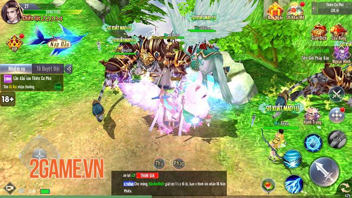 Cộng đồng game thủ Giang Hồ Tu Tiên thích mê nhiều chi tiết tinh tế trong game 2