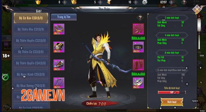 Cộng đồng game thủ Giang Hồ Tu Tiên thích mê nhiều chi tiết tinh tế trong game 5
