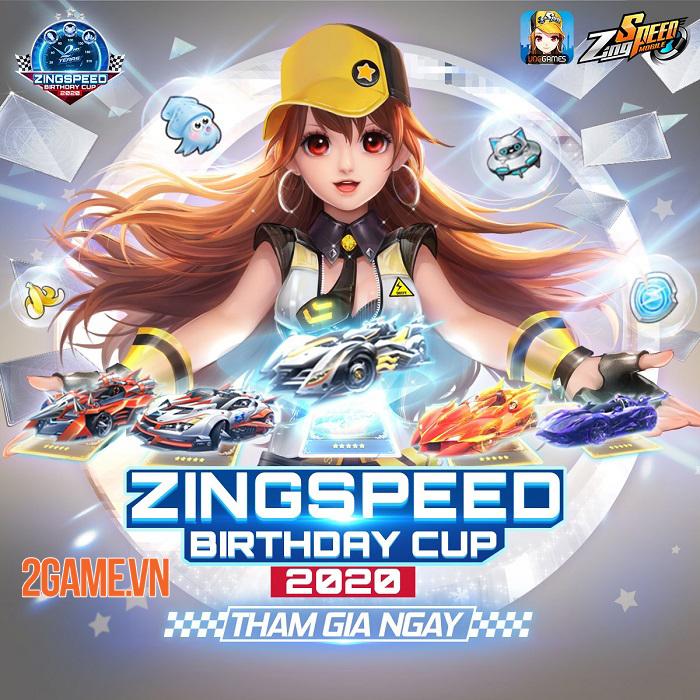 Giải đấu đua xe lớn nhất năm ZingSpeed Birthday Cup 2020 chính thức khởi động 4