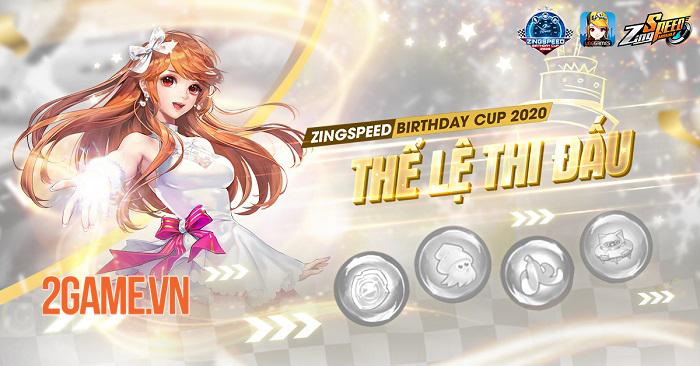Giải đấu đua xe lớn nhất năm ZingSpeed Birthday Cup 2020 chính thức khởi động 1