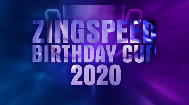Giải đấu đua xe lớn nhất năm ZingSpeed Birthday Cup 2020 chính thức khởi động